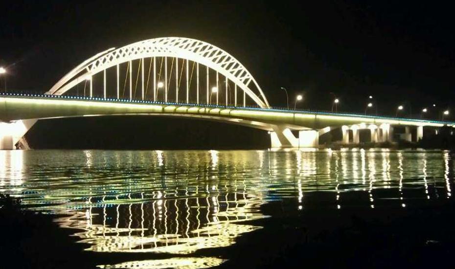 福建省漳州市九龙江大桥