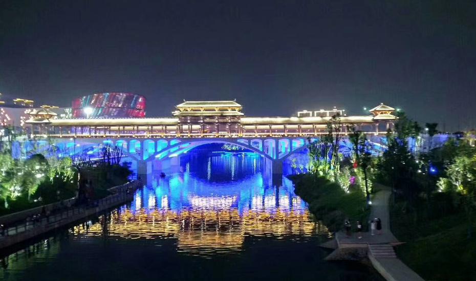四川--广汉鸭子河项目