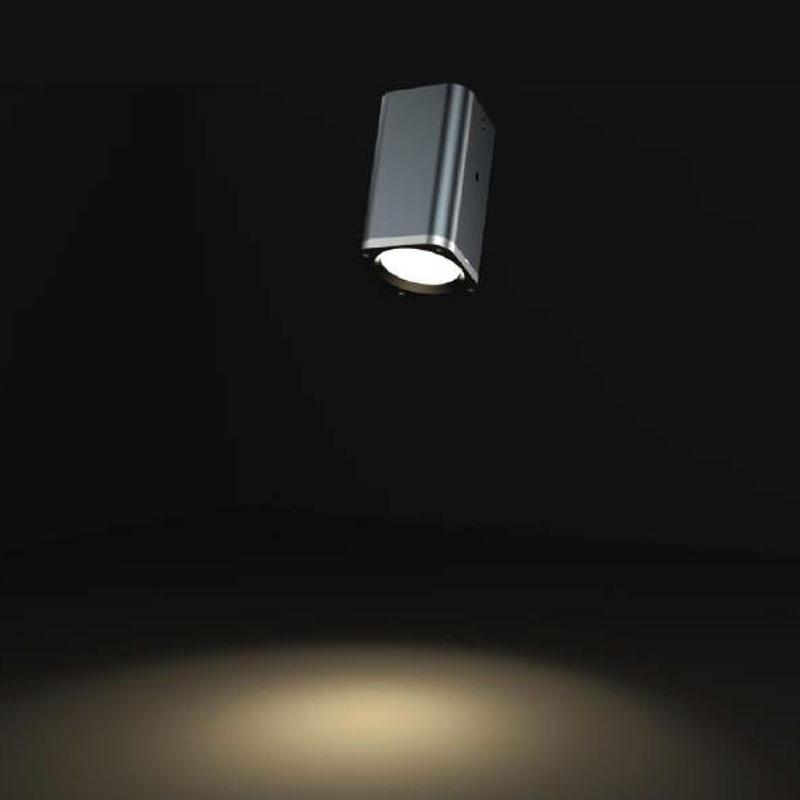 户外明装筒灯-L100F
