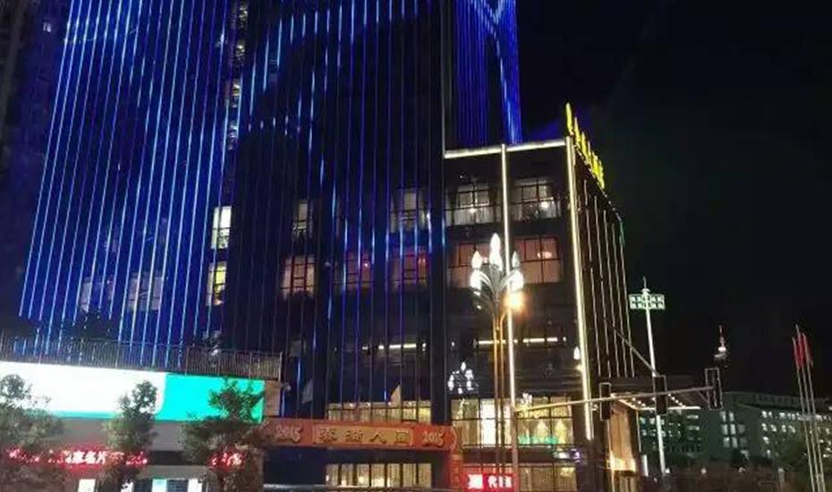 户外城市亮化led洗墙灯有什么构成