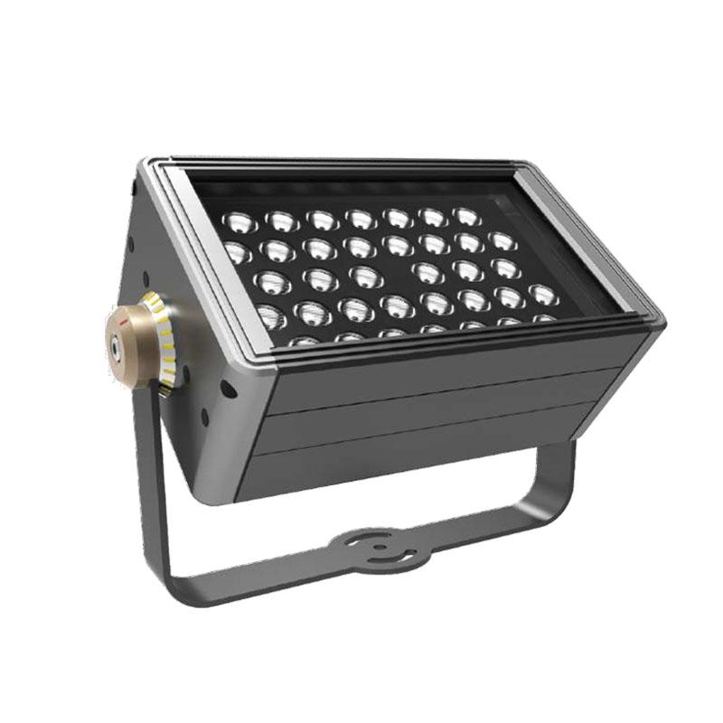 LED线框灯光效果效讨论