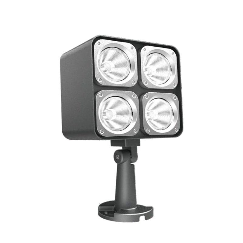 LED洗墙灯已普遍应用到各种各样场地
